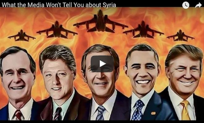 What the Media Won't Tell You About Syria