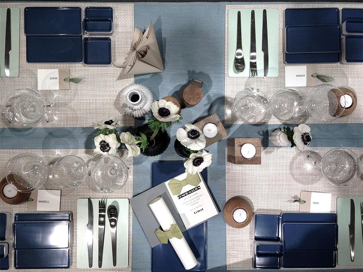 Konfirmasjonsbord til gutt   Norway Designs