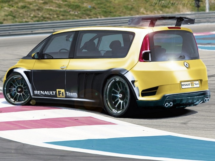 Renault Espace F1 2d Generation #EspaceF1 #misterauto #piecesauto