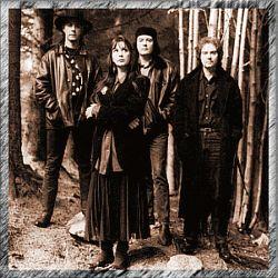 Clannad, Irish folk band.