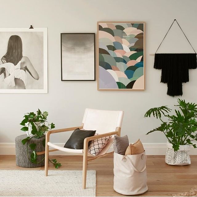 Dulux Paint Colours Interior Part - 49: Take A Look Inside Natu0027s Home To See How She Combines Her Love Of Scandi  Style With Soft Pastel Dulux Colours To Create A Modern Australian Family  Home