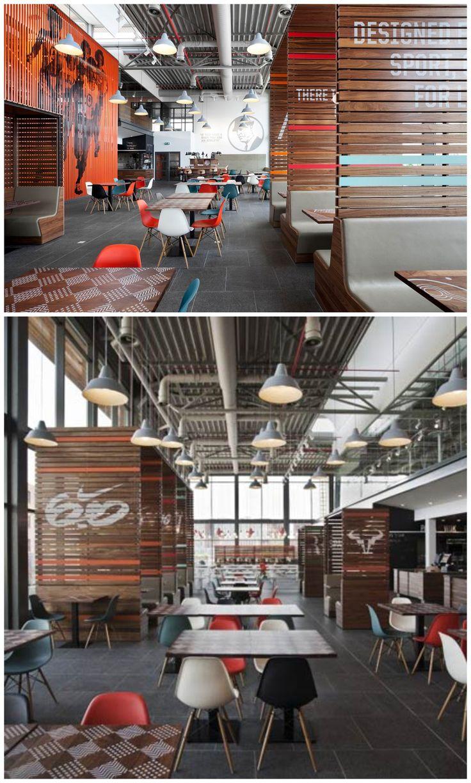 Nike Office Headquarters Design in London, United Kingdom | Modern Corporate Office Interior | Office Design