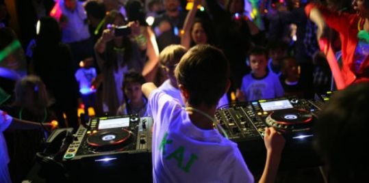 Take Your Kids Clubbing in New York