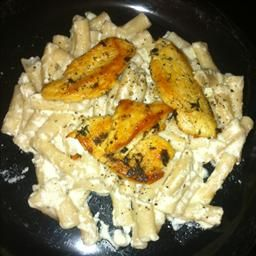 Better Than Olive Garden Alfredo Sauce on BigOven: This is the best Alfredo sauce ever. This is several recipes combined into one. You can also add your choice of meat (chicken, shrimp or even crab).