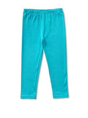 73% OFF Room Seven Girl's Tommy Legging (Blue)