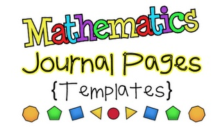 Student Math JournalsStudent Math, Journals Materials, Journals Pages, Teaching Blog, Interactive Notebooks, Anchors Charts, First Grade, Blog Addict, Math Journals