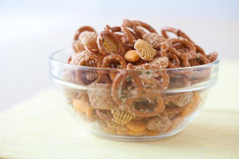 Epicure's No-Bake Party Snack Mix