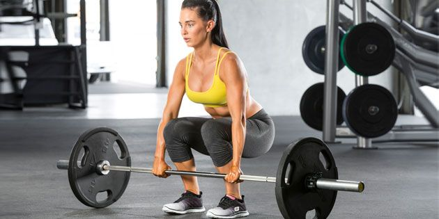 Barbell deadlifts are a challenging but essential move to have in your training arsenal. Here's how to do them properly.
