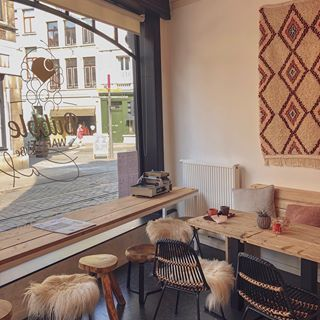 Bubble Waffle Cafe(€€): This cute corner cafe around Meir serves Bubble waff…