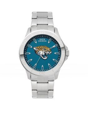 Jack  Mason  Mens Jacksonville Jaguars Color Sport Watch