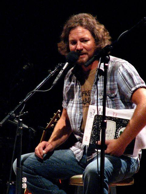 Eddie Vedder  Pearl Ja...