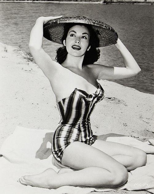Mara Corday c. 1956