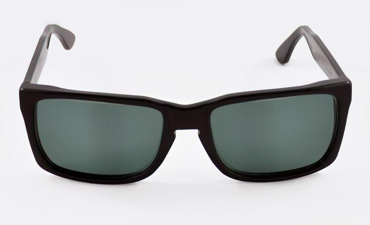 Classic mens sunglasses. Designed and made in Australia.