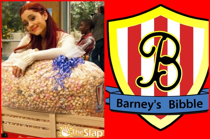 Bibble Candy Popcorn: Love And I Love