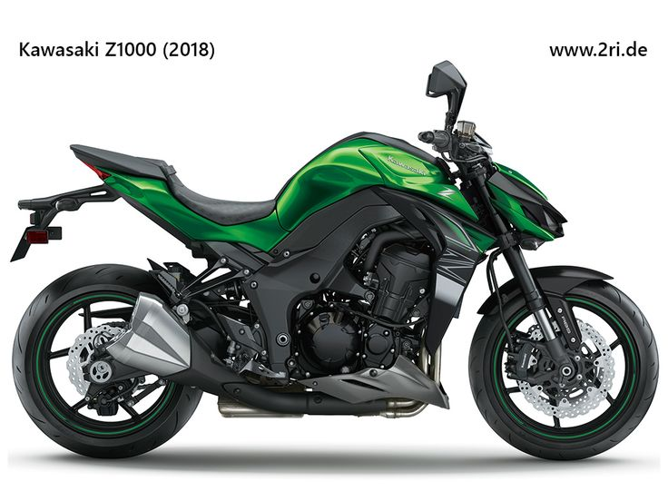 Kawasaki Z1000 (2018)