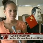 Police Arrest 16-Year-Old Girl Protesting Mom's Lay-Off From Bain-Owned Company (VIDEO)