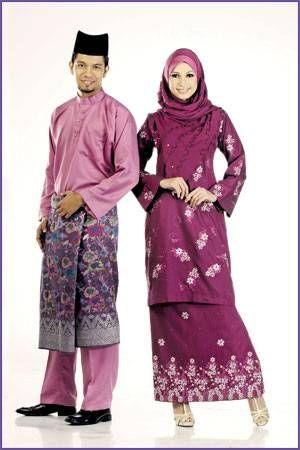 Malaysian traditional dress - Malayu
