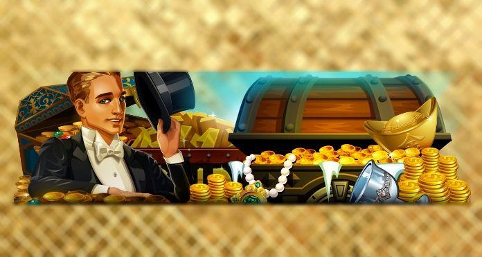 Супер лотерея «Золотая лихорадка» в игровом клубе Crystal Casino.
