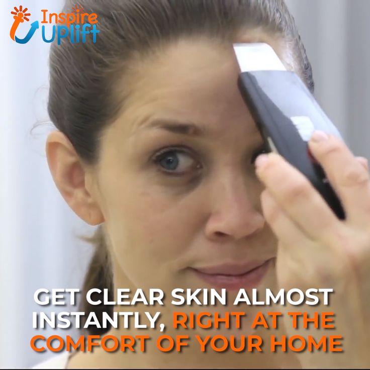 Derma Skin Scrubber Pen 😍