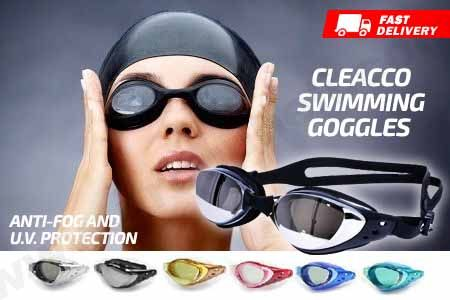 Cleacco Swimming Goggles Anti-Fog and U.V. Protection hanya Rp 49.990 http://www.groupbeli.com/view.php?id=873