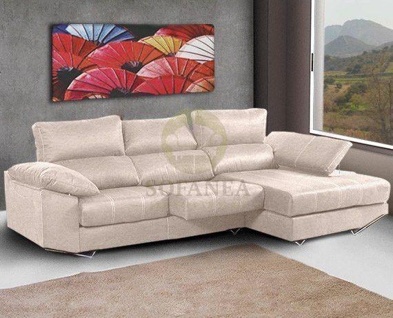 Sofá Rosa Magnolia [295cm]  #Confort #Novedad #Home #Oferta #Sofás
