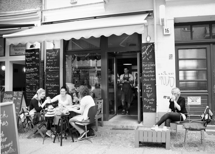Basic Breakfast Nicest People - Factory Girl - Berlin