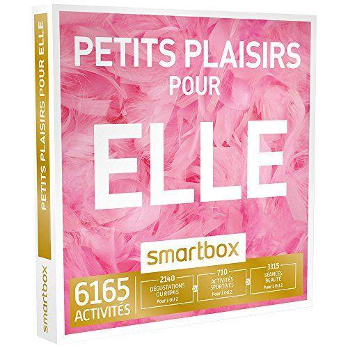 Smartbox – Coffret Cadeau – Petits Plaisirs Pour Elle – 6165 Activits : Sance Bien-tre, Dgustation Ou Aventure Pour Les Femmes: 3440…