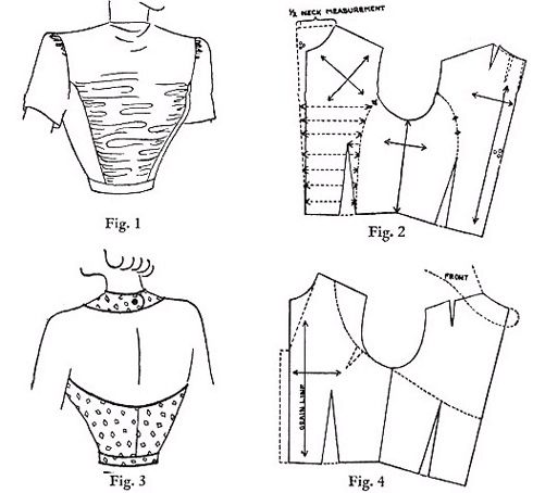 69 best pattern images on Pinterest   Sewing patterns, Patronage and ...