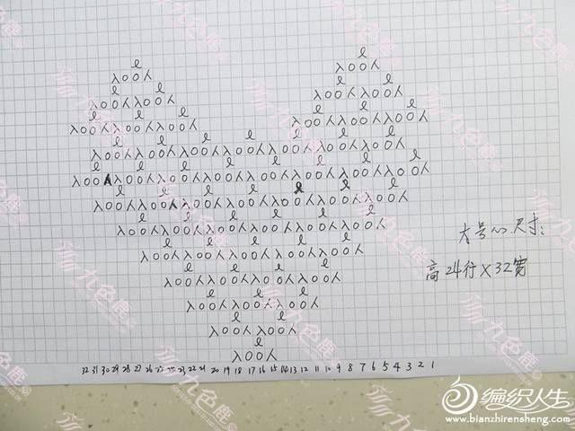 Örgü Kalpli Kazak Modelleri Yapılışı 3