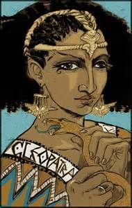 Resultado de imagem para the real cleopatra