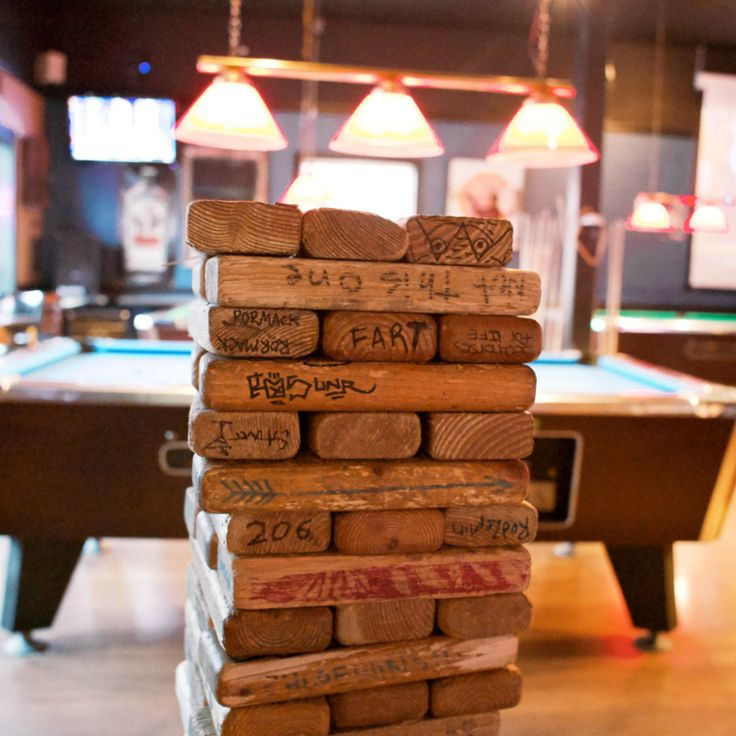 From Jenga to Pac-Man, these are Portland's 10 best bar game bars
