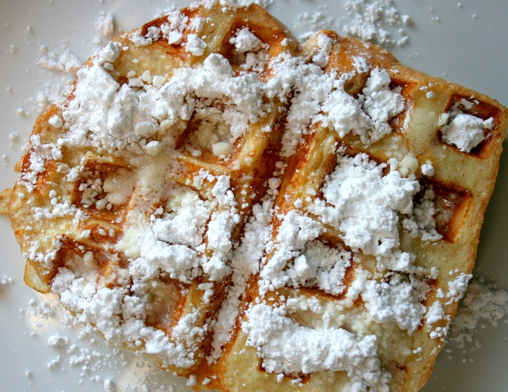 French Toast Waffles | Yum! | Pinterest