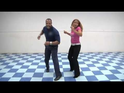 ▶ Wobble Wobble Before you Gobble Gobble Line Dance Instructional Video.mov - YouTube