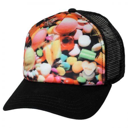 Candyland Trucker available at  VillageHatShop  60b640e4d82