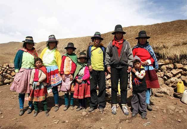 Uno de cada tres habitantes de las alturas o de la  montaña sufre el espanto de la mala nutrición.