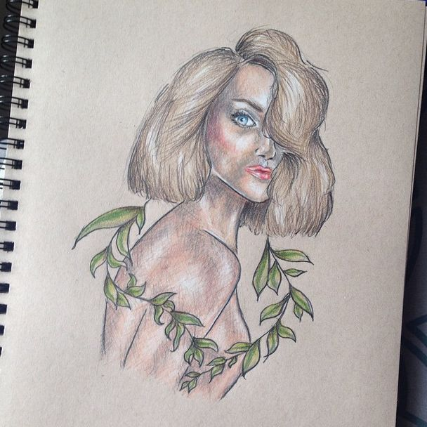 wild   2015   Paige Mackay Art   https://www.facebook.com/paigemackayart