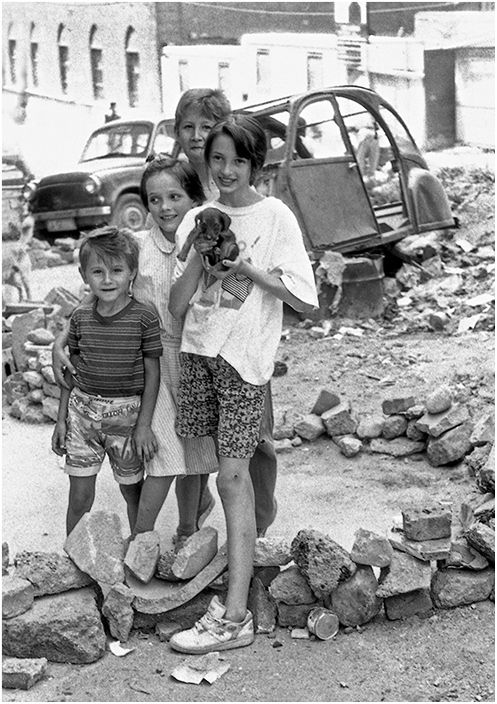 """Children of Sarajevo 92 _ Children of War"" by Mirza Ajanovic"