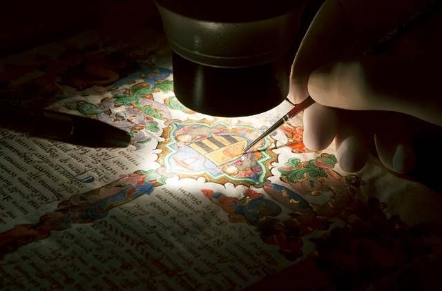 Inside the Vatican Secret Archives