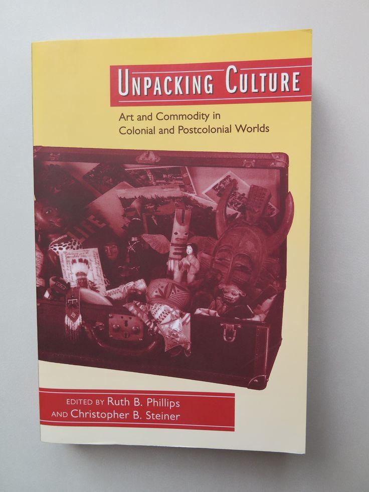 Unpacking Culture, art and commodity in colonial and postcolonial Worlds, de Ruth B. Plillips sur la question des objets ethniques touristiques, les questions tourisme/native american Art sont largement traitées (ouvrage en anglais)