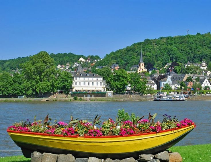 Romantic View of Linz am Rhein, Rhine Valley | TOP 10 Best Places to Visit in Germany