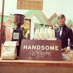 Anthro pop-up farmers market // handsome coffee