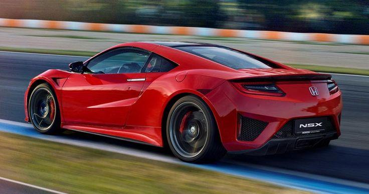 Honda UK Increases NSX Allocation By 50 Cars #Honda #Honda_Acura_NSX