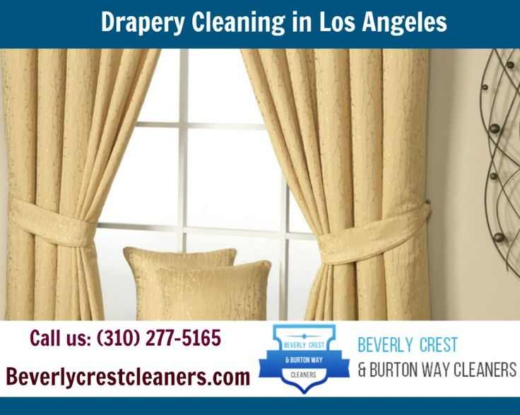 Dry Cleaning In Los Angeles Are You Looking For Professional Curtain Services