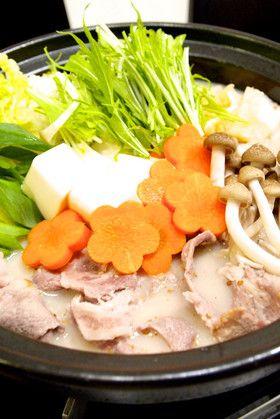 自家製スープで♪ごま豆乳鍋 by きちりーもんじゃ [クックパッド] 簡単 ...