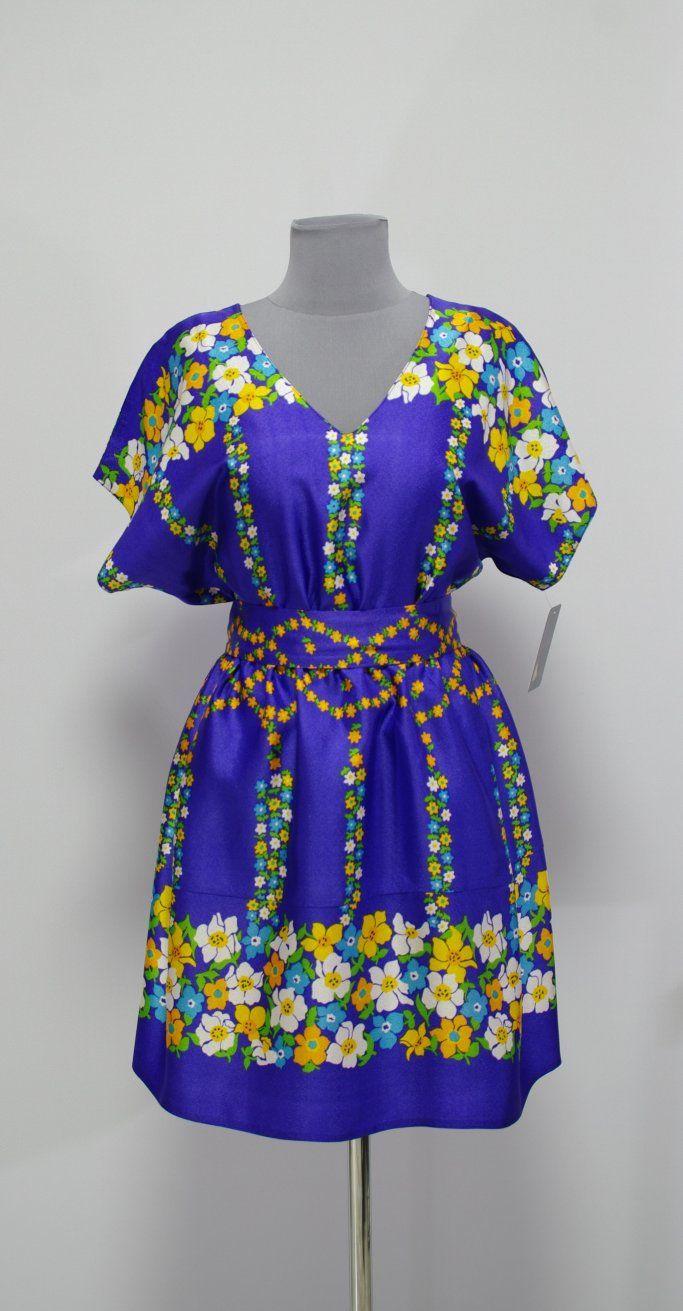 Лавандовое платье из шелка