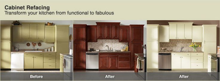Can You Reface Kitchen Cabinets  Cabinet Refacing Costs Kitchen Cabinet Refacing Cost