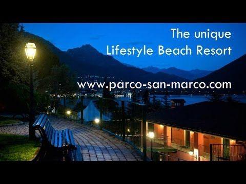 The unique Lifestyle Beach Resort Parco San Marco 2014