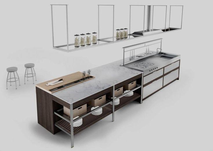 Cucina K Lab di Ernestomeda
