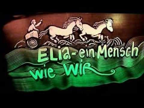 """Sandpainting Bibellesebund """"Das Burnout von Elija"""" - YouTube"""