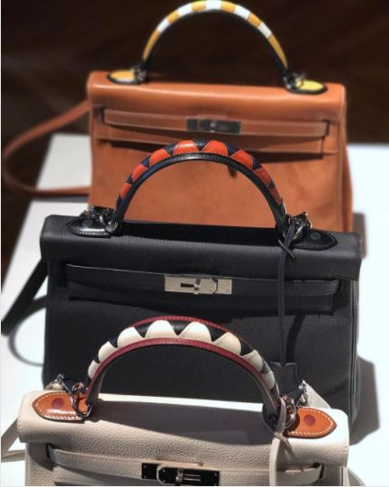 Hermès + Zippertravel.